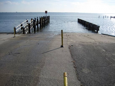 Somers Point Boat Ramp