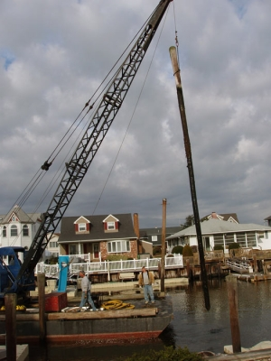 Bulkhead and Piling Services