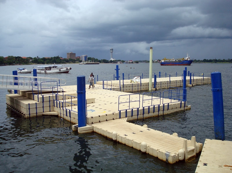 Multiple Dock Levels