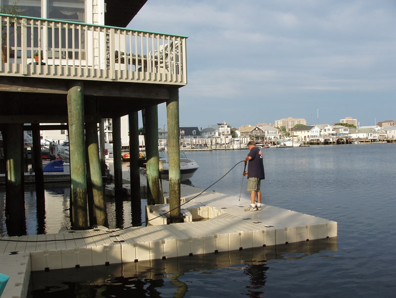 Maintaing Your Docks